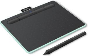Wacom pen en tablet